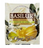 BASILUR Magic Lemon & Lime 1x2g, sáček - vzorek