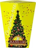 BASILUR Christmas Tree Colour Yellow 85g - papírová krabička