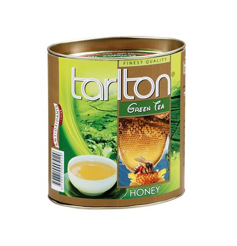 TARLTON Green Honey dóza 100g