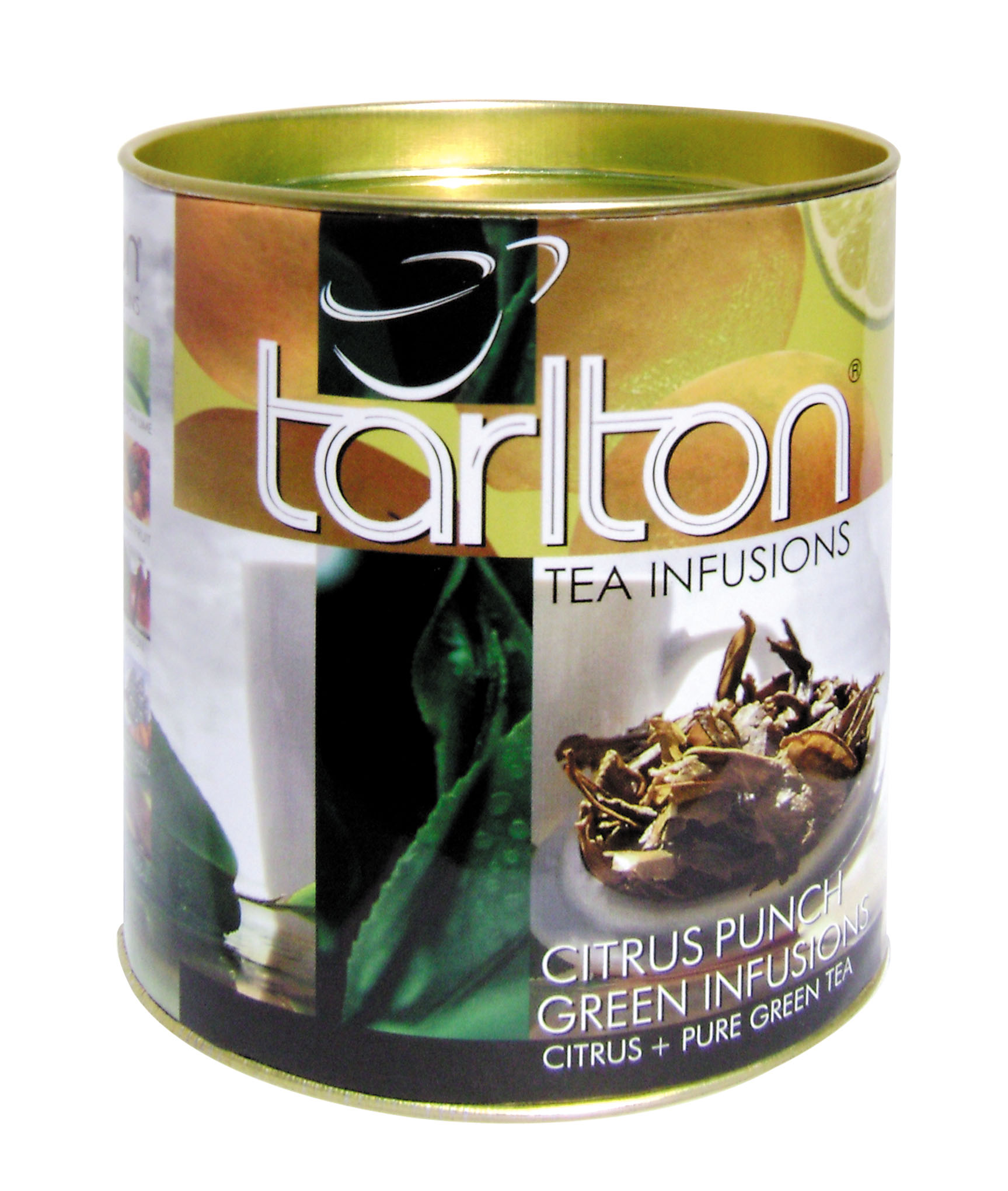 TARLTON Green Citruspunch dóza 100g