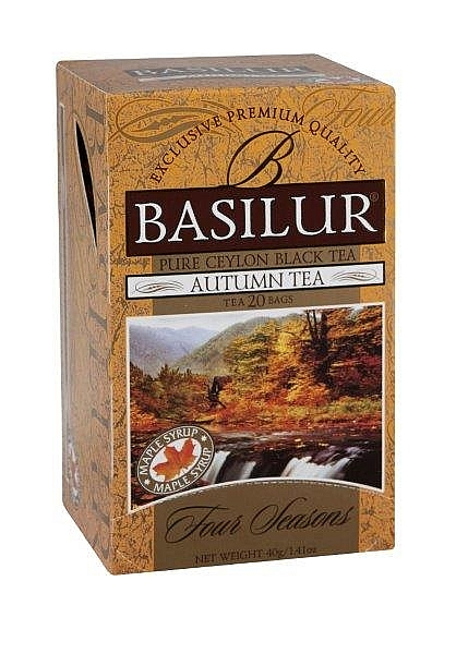 BASILUR Four Season Autumn 20x2g sáčků
