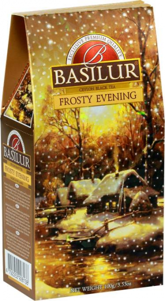 BASILUR Festival Frosty Evening papír 100g