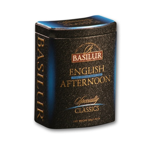 BASILUR Specialty English Afternoon plech 100g