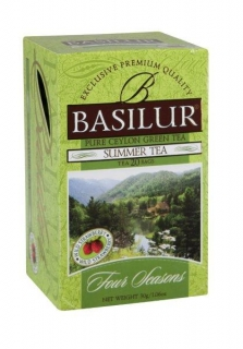 BASILUR Four Season Summer Tea 1x1,5g - sáček - vzorek