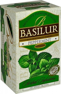 BASILUR Herbal Peppermint 1x1,2g sáček - vzorek