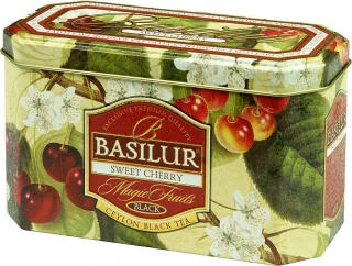BASILUR Magic Sweet Cherry 20x2g, plechová krabička