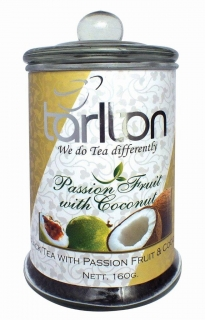TARLTON Black Passion Fruit sklo 160g