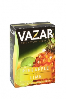 VAZAR Green Pineapple & Lime papír 100g