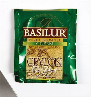BASILUR Island of Tea Green 1.5g sáček - vzorek