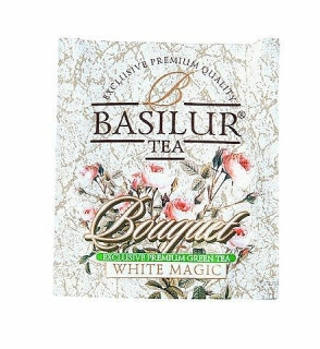 BASILUR Bouquet White Magic 1,5g sáček - vzorek